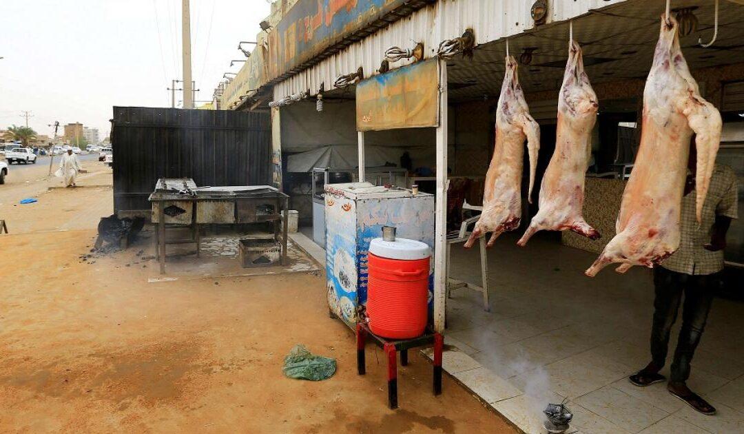 ارتفاع جنوني في اسعار اللحوم الحمراء بشمال دارفور