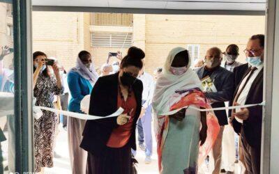 افتتاح مركز اللغة الفرنسية بجامعة الخرطوم