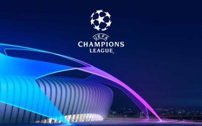 الكشف عن مباريات الدور التأهيلي الأول لمسابقة أبطال أوروبا