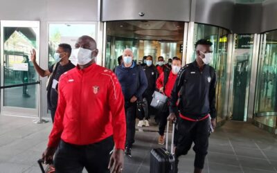 المنتخب الوطني يصل الإمارات ومنتخب السيدات لكرة القدم يصل القاهرة