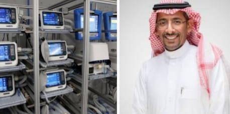 وزير الصناعة : السعودية تمتلك حالياً أجهزة تنفس صناعي محلية الصنع