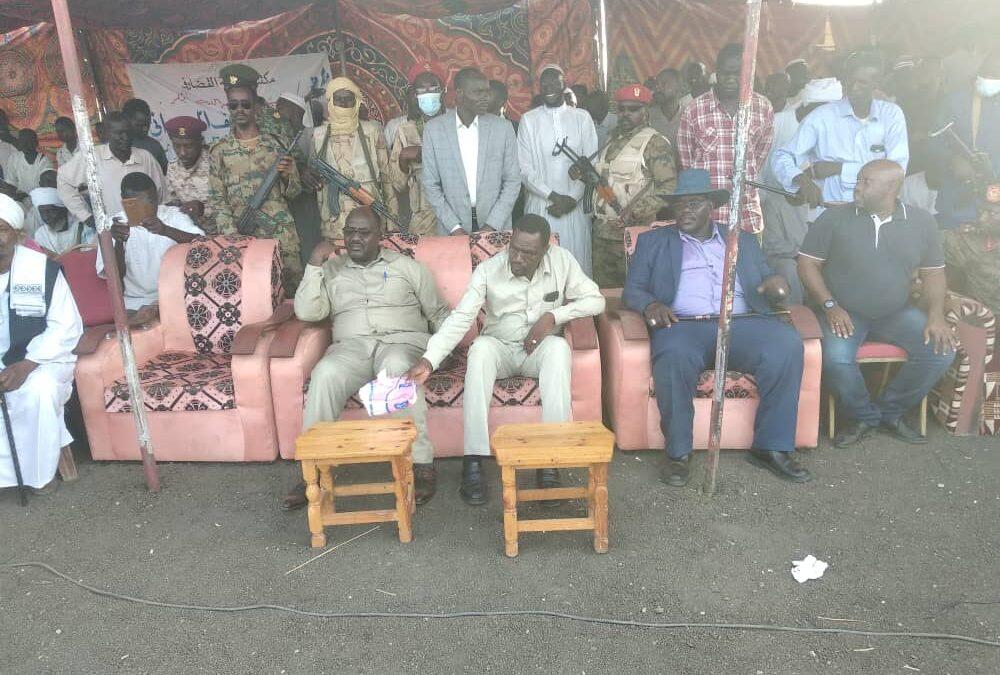 التحالف السوداني من القضارف ،، رسائل سياسية في اتجاهات متعددة