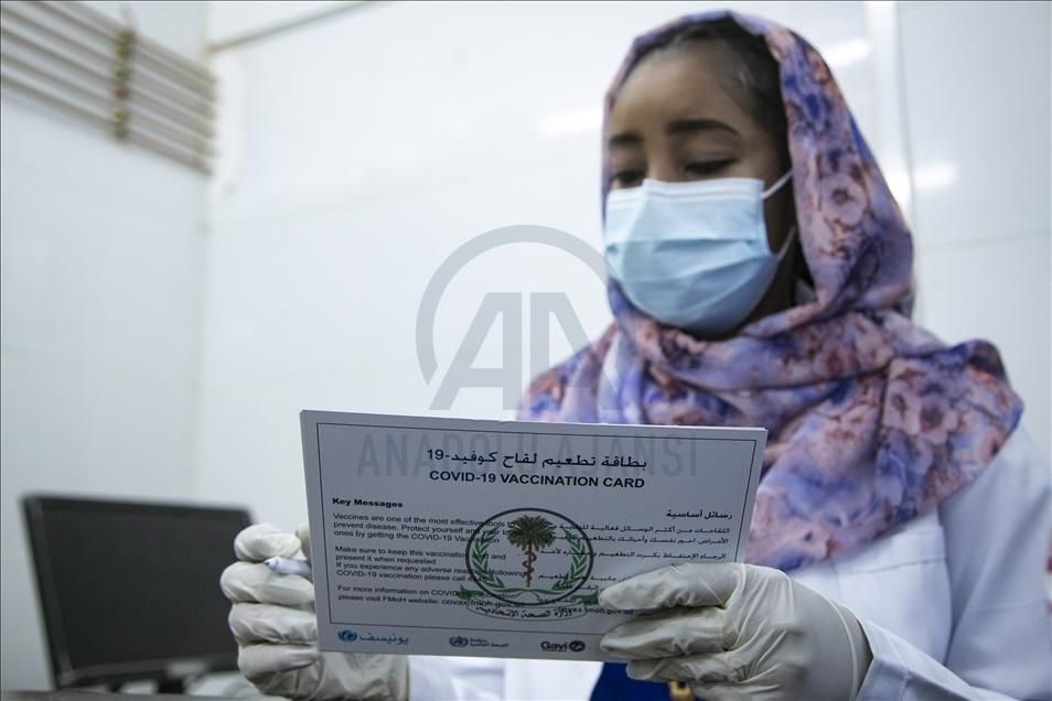 إنطلاق المرحلة الثانية للتطعيم ضد كورونا بمحلية بحري