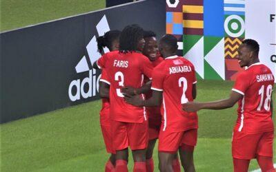 صقور الجديان تتـأهل لمونديال كأس العرب بالدوحة