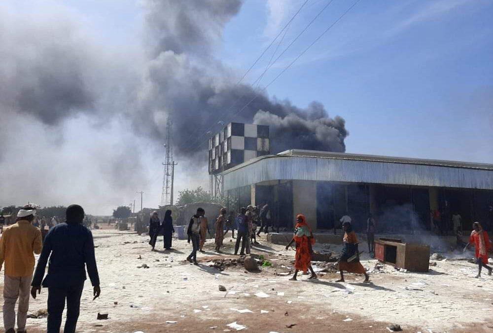 مبادرة للتعايش السلمي بمنطقة انجوكتي بولاية وسط دارفور