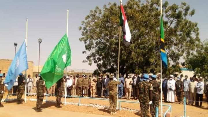 نهب وتخريب مقر يونميد بشنقل طوباي في شمال دارفور