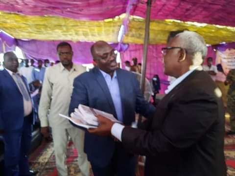 والي سنار يستقبل رئيس التحالف السوداني ووفده المرافق