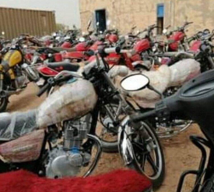مباحث نهر النيل تضبط عصابة تخصصت فى سرقة الدراجات النارية
