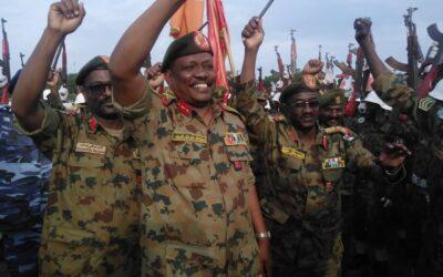 جبر : أروع ما قدمتة ثورة ديسمبر الشراكة بين المكونين المدني والعسكري