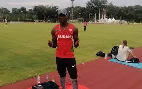 كومى يحمل آمال السودان فى سباق 400 متر بأولمبياد طوكيو اليوم