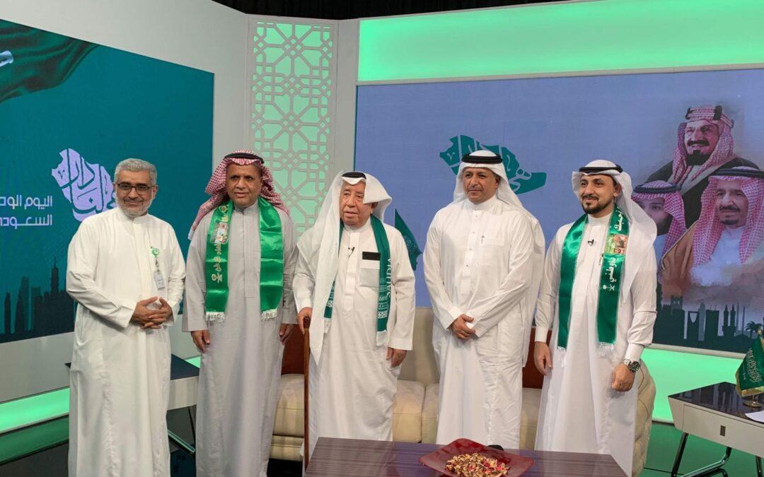 المستشار احمد الحمدان يهنئ المملكة عبر اقرأ