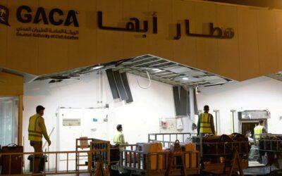 السعودية تعلن عن تدمير طائرة مسيرة ملغومة تجاه مطار أبها أطلقها الحوثيون