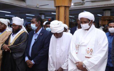 دقلو:مجتمعنا يحتاج إلى تحصين بالمفاهيم الإسلامية لمواجهة مظاهر التطرف