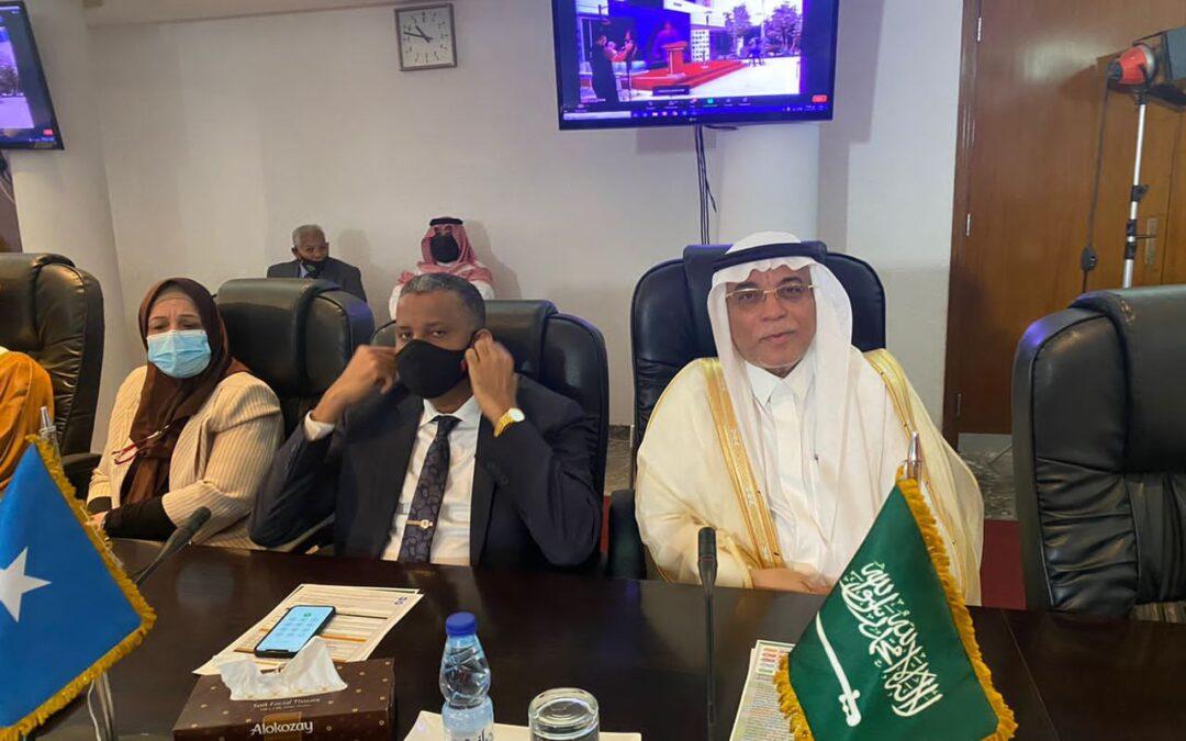 السفير السعودي يشارك في الإحتفال بيوم الزراعة العربي
