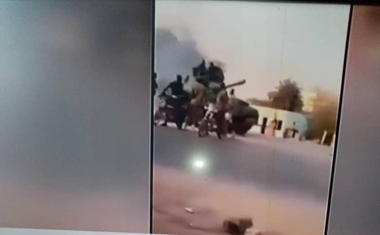تلفزيون السودان يعلن عن إحباط محاولة إنقلابية بالبلاد والوضع تحت السيطرة