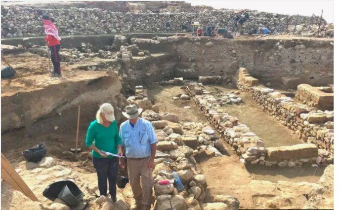 علماء يعثرون علي مدينة قوم لوط ويعرفون سبب تدميرها