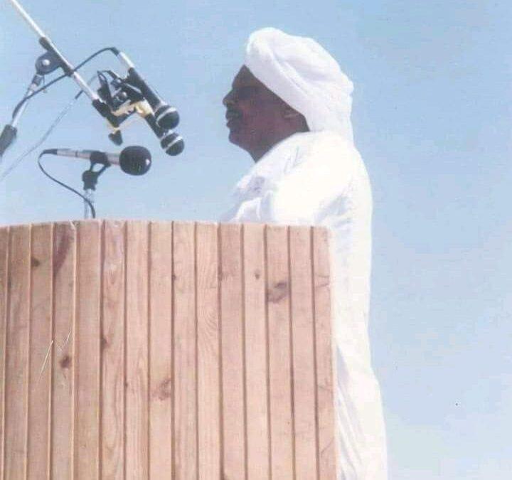 المثقف المستنير جاد المولى محمد عبدالله