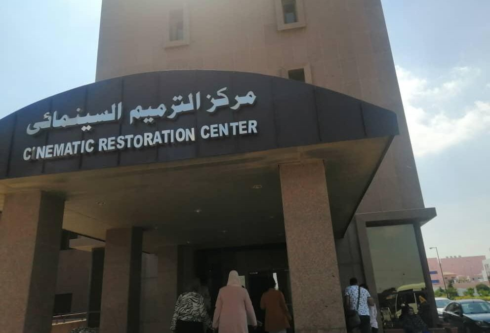 زيارة مجموعة من الإعلاميين السودانيين لمدينة الإنتاج الإعلامي بمصر
