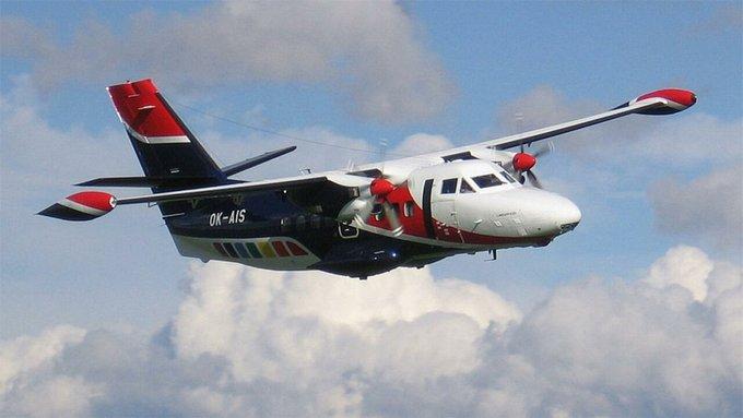 تحطم طائرة ركاب روسية اليوم فى تتارستان يودي إلى وفاة 16 شخص