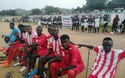 كادوقلي : إنطلاقة فعاليات الدورة الرياضية لمئوية الفكي علي الميراوي