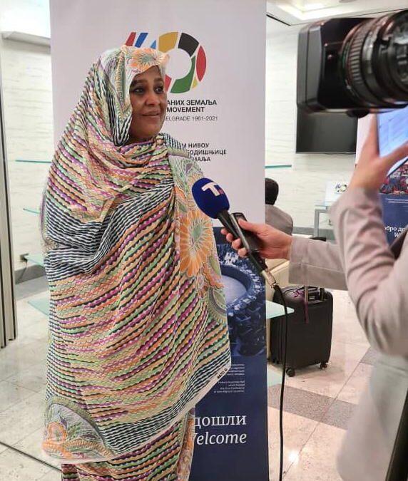 السودان يشارك فى إحتفالات الذكرى الستين لتأسيس حركة عدم الإنحياز