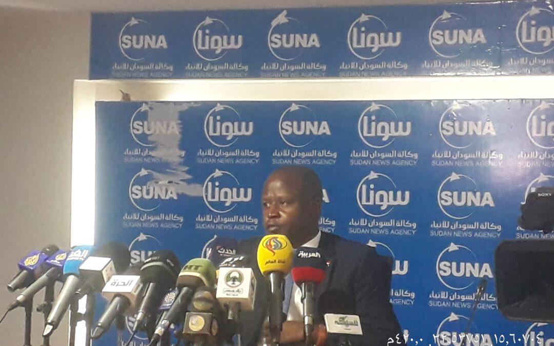 عضو مجلس السيادة الإنتقالي يشدد على عدم إلغاء مسارات إتفاقية جوبا